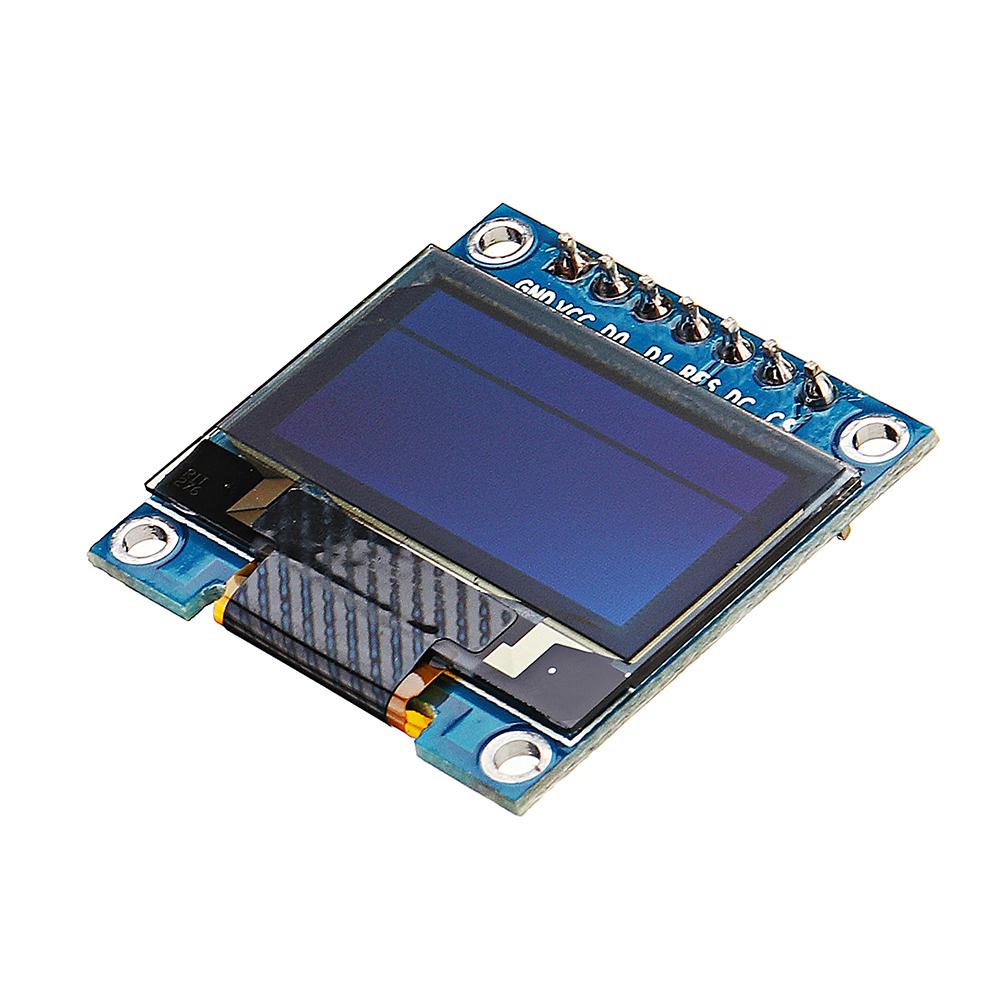 5шт 7Pin 0,96 дюймов OLED Дисплей 12864 SSD1306 SPI IIC Serial LCD Экран Модуль - фото 1