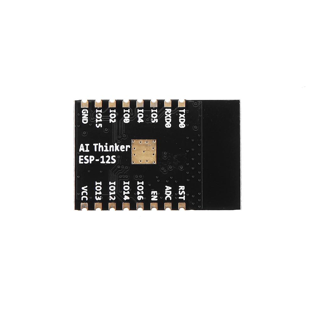 5 шт. ESP8266 ESP-12S Серийный WIFI Беспроводной модуль трансивера ESP8266 4M Flash - фото 4