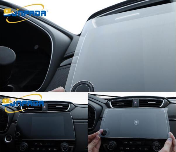 7 дюймов Авто Навигация из закаленного стекла Защитная стальная защитная пленка для Honda CRV 2017 - фото c9a12e8d-e6cb-478a-978a-e5ede8657b25.png