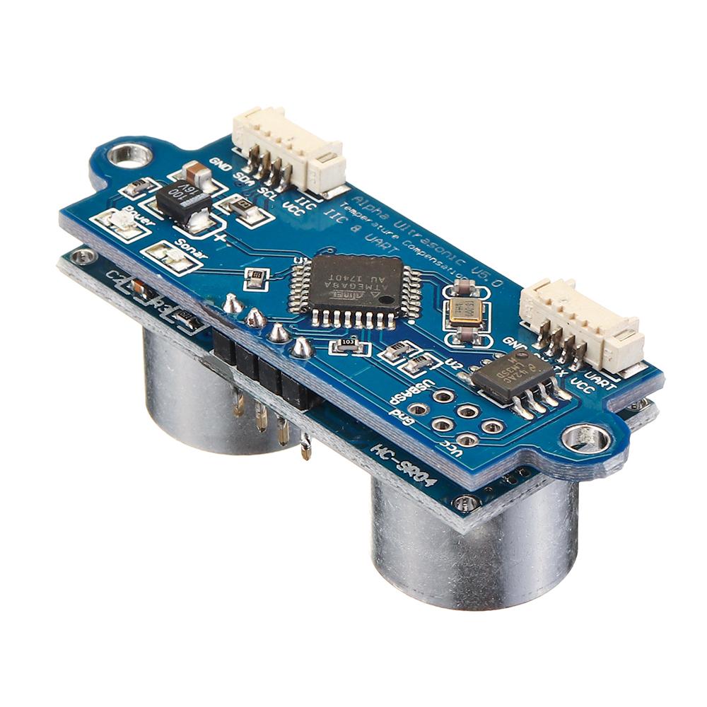 Контроллер полета Предотвращение препятствий Датчик Высотный ультразвуковой модуль I2C для PIXHAWK APM RC Дрон - фото 5