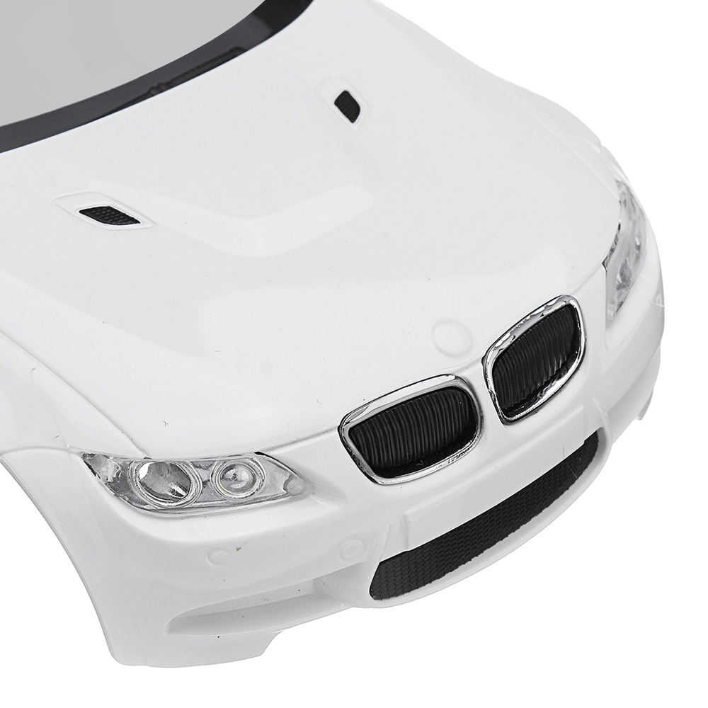 Firelap RC Авто Корпус Для 1/28 Das87 Wltoys Mini-Q RC Модель Автомобиля Белый - фото 11