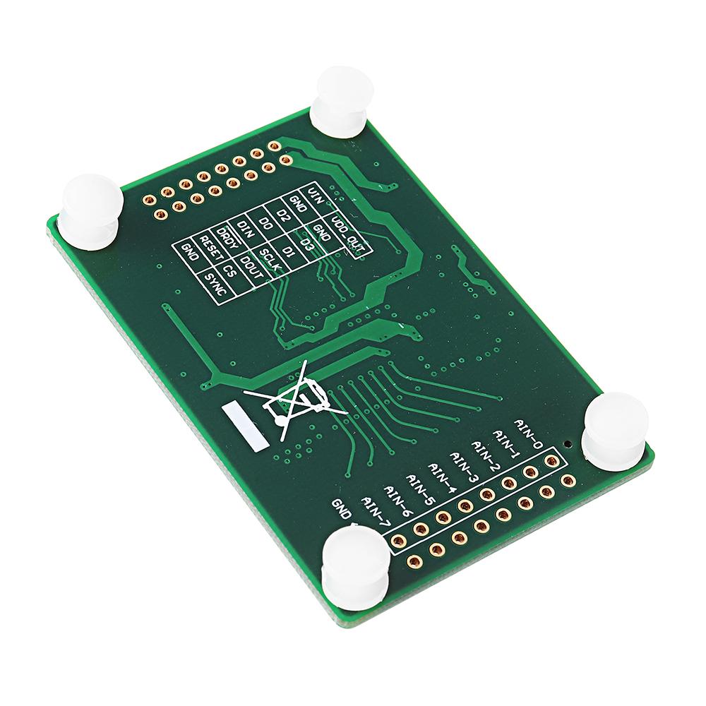 Модуль аналого-цифрового преобразования ADS1256IDB 24-битный АЦП Модуль сбора данных Одноконечный дифференциальный вход - фото 2
