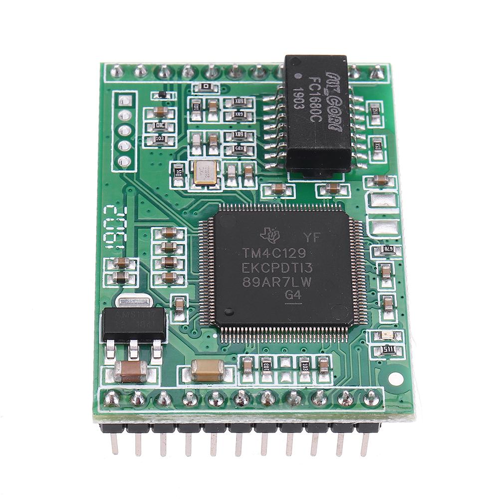 Три3-канальныхпоследовательныхпортадлямодуля Ethernet Поддержка уровня TTL Поддержка веб-конфигурации DHCP USR-TCP2 - фото 6