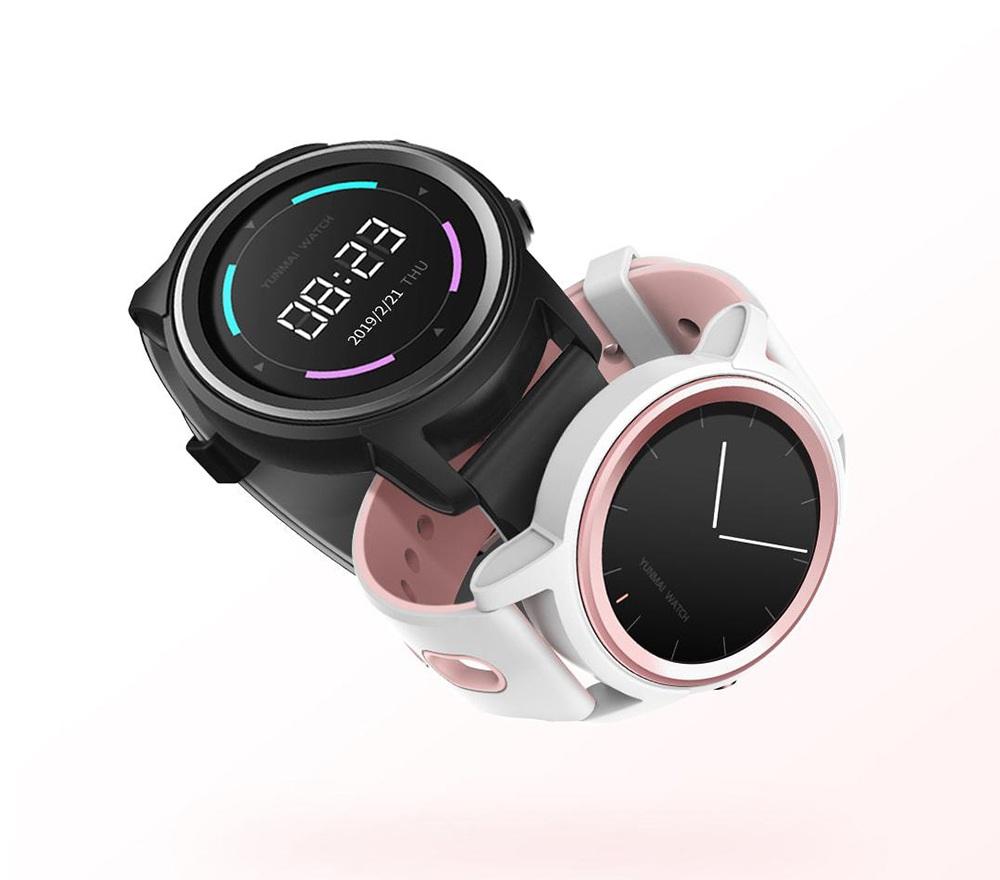 XIAOMIYUNMAI1,3-дюймовыйAMOLEDсенсорныйэкран GPS + ГЛОНАСС Водонепроницаемы Смарт-часы Фитнес Спортивный браслет - фото 1