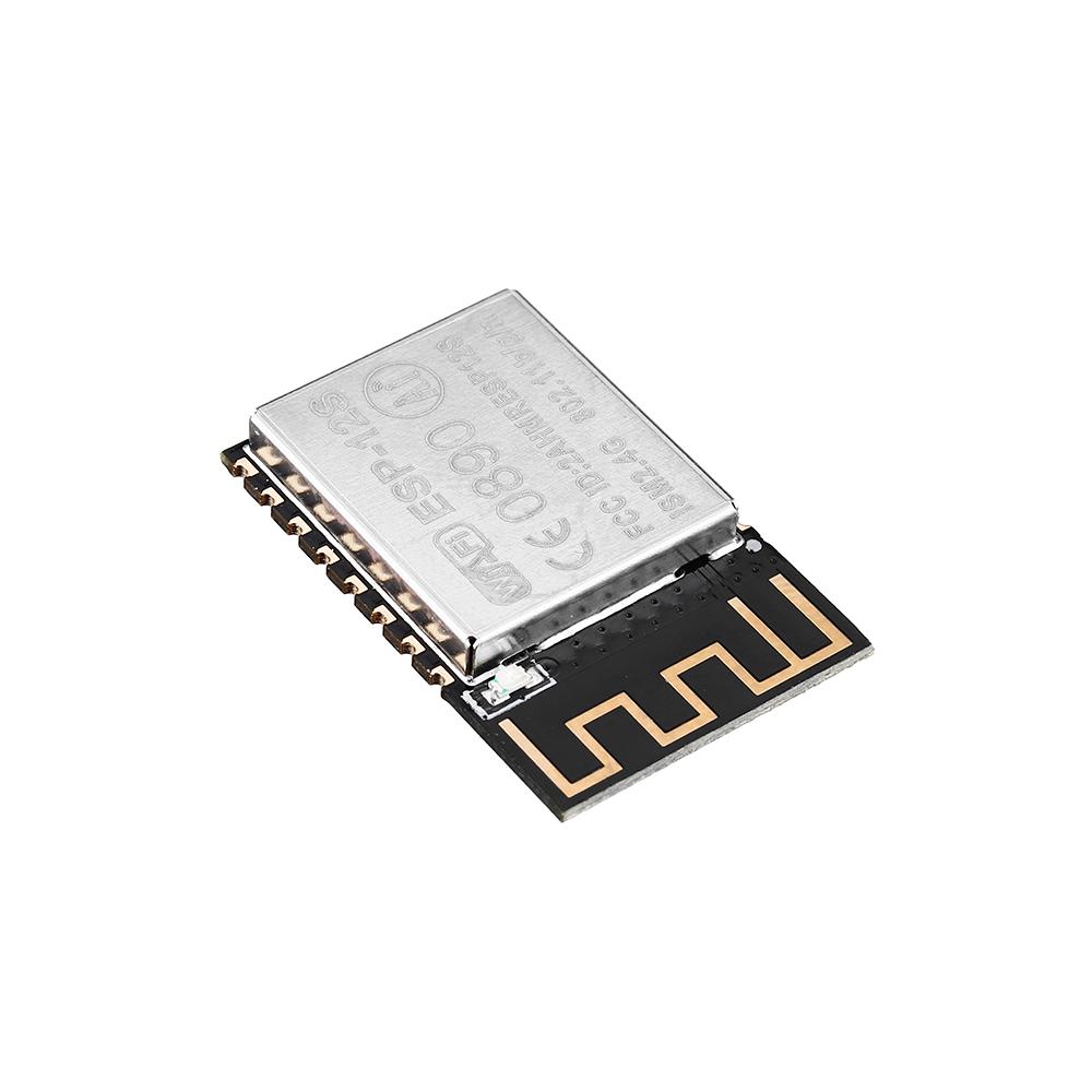 5 шт. ESP8266 ESP-12S Серийный WIFI Беспроводной модуль трансивера ESP8266 4M Flash - фото 2