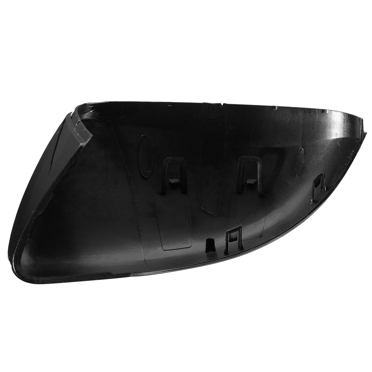 Парное крыло заднего вида Авто Крышка зеркала с накладкой для гольфа GTI MK6 Touran - фото 4