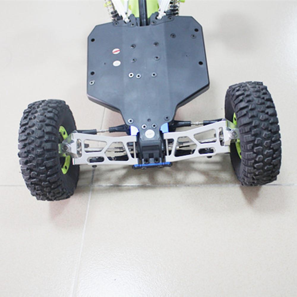 2PCS Wltoys 10428-A BC K949 1/10 2.4G 4WD Rc Авто Детали модернизации Алюминиевый сплав C Стиль сиденья - фото 12