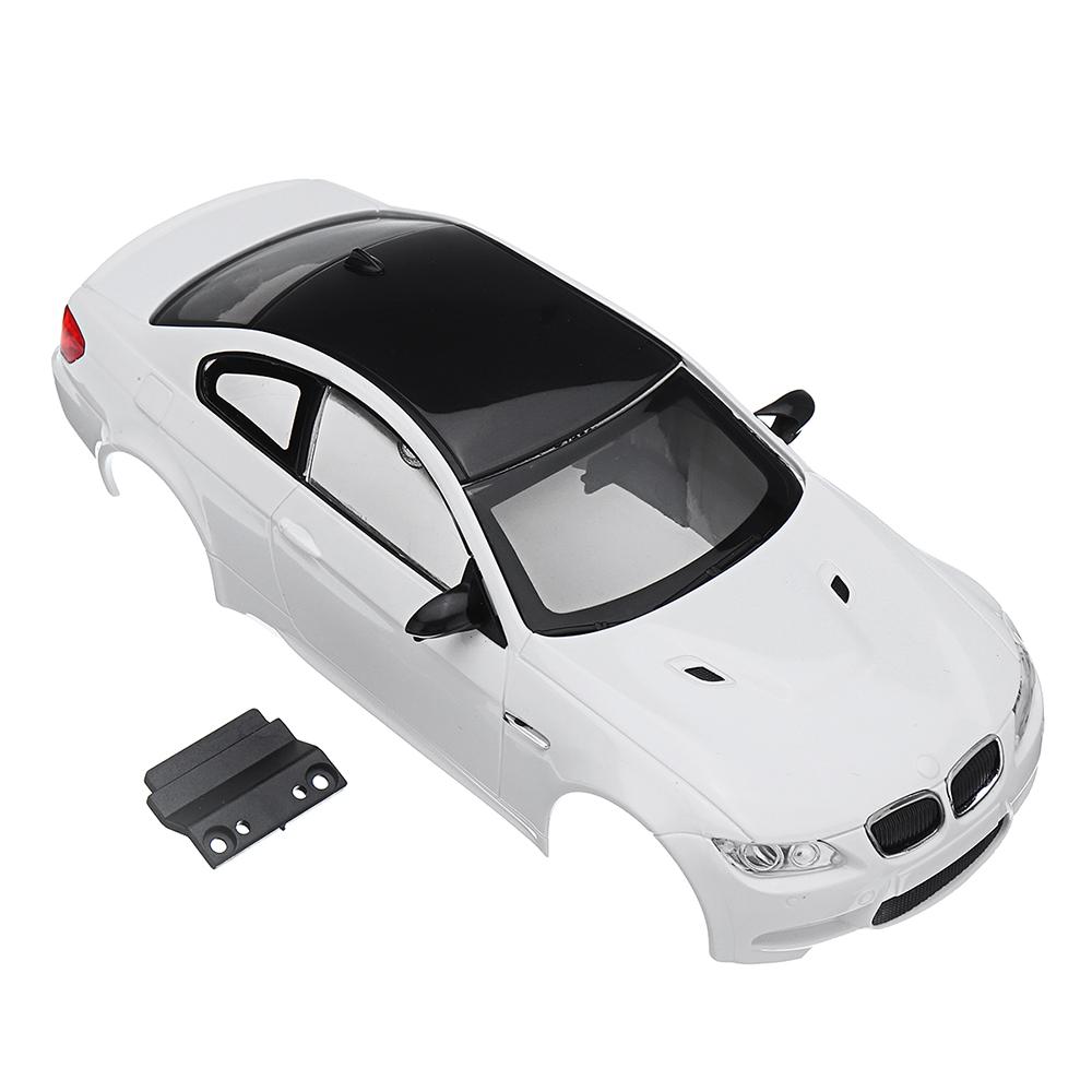 Firelap RC Авто Корпус Для 1/28 Das87 Wltoys Mini-Q RC Модель Автомобиля Белый - фото 9