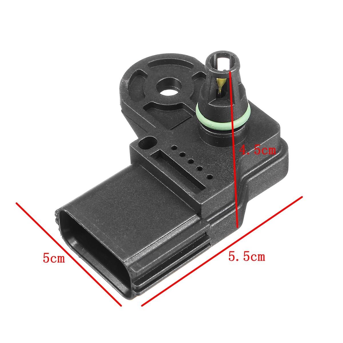 Давление подачи воздуха в коллекторе Датчик для реле Citroen и для указ Ducato - фото 7