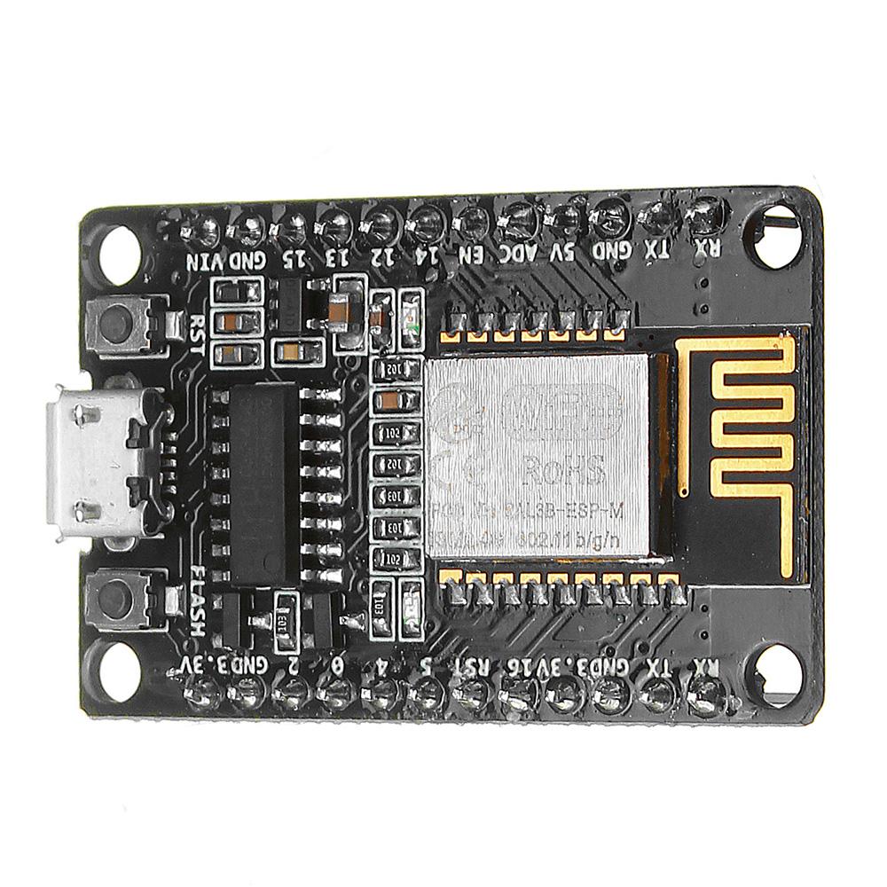 3шт ESP8285 Совет по развитию Nodemcu-M на основе ESP-M3 Беспроводной модуль Wi-Fi, совместимый с Nodemcu Lua V3 - фото 7