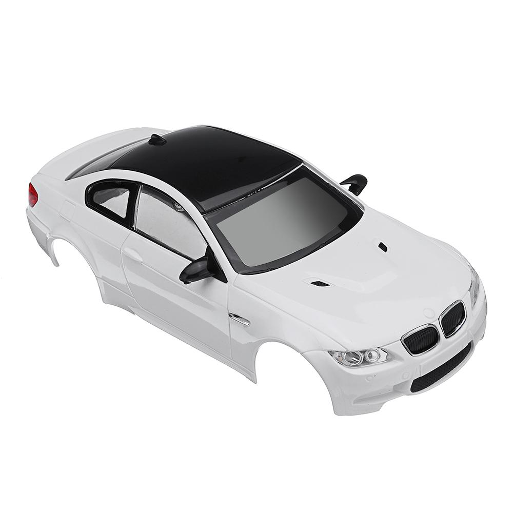 Firelap RC Авто Корпус Для 1/28 Das87 Wltoys Mini-Q RC Модель Автомобиля Белый - фото 2
