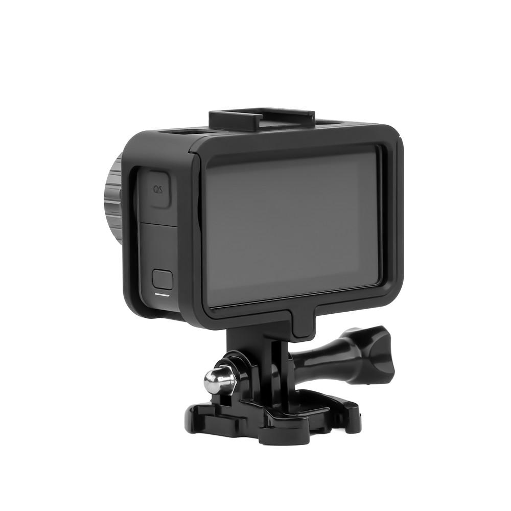 Алюминиевый сплав камера Кронштейн защитной рамы для DJI OSMO Action FPV камера - фото 4