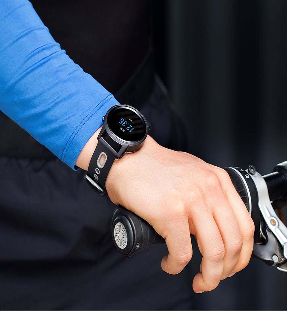 XIAOMIYUNMAI1,3-дюймовыйAMOLEDсенсорныйэкран GPS + ГЛОНАСС Водонепроницаемы Смарт-часы Фитнес Спортивный браслет - фото 7