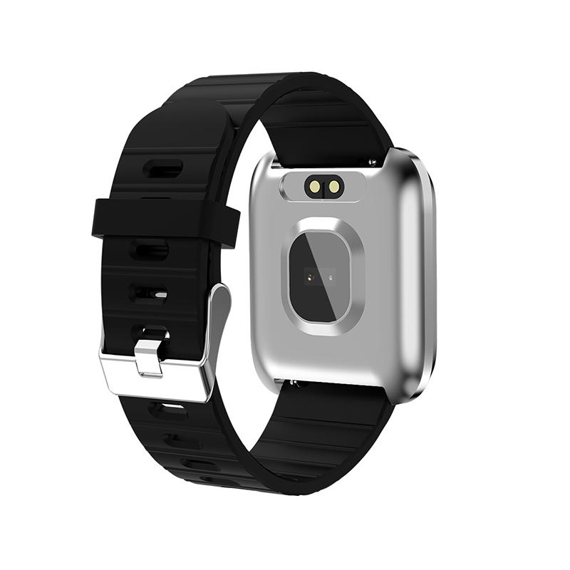 Bakeey 116 Pro 1,3-дюймовый большой вид Сердце Оценить артериальное давление Монитор Мульти-спортивные режимы Smart Watc - фото 7