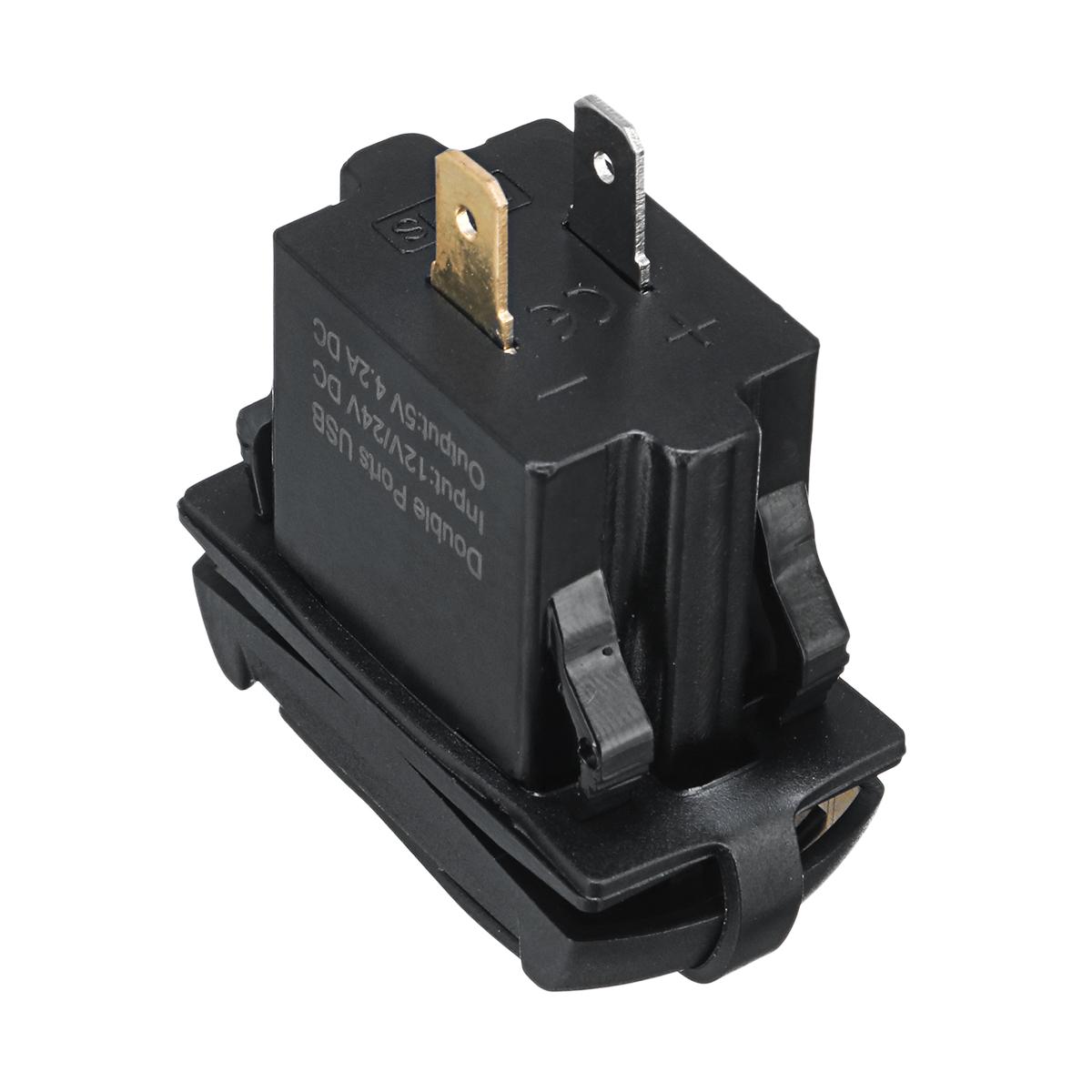 Зарядное устройство USB для Polaris UTV RZR RZR4 Ranger XP 1000 900 800 Crew 2015 2016 - фото 8