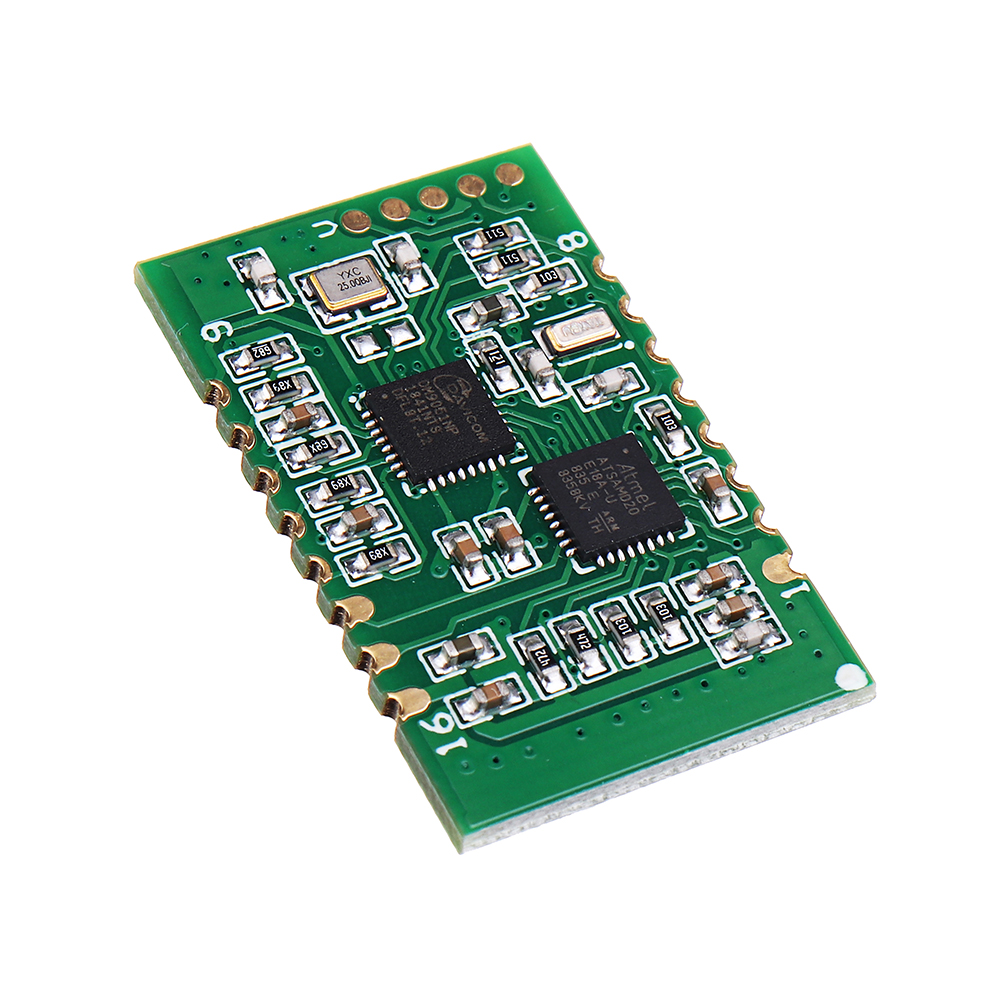 B5/B8ЧастотаСтандартыNbiot Цифровой модуль беспроводной передачи IoT Протокол Coap Протокол связи NB73 - фото 6