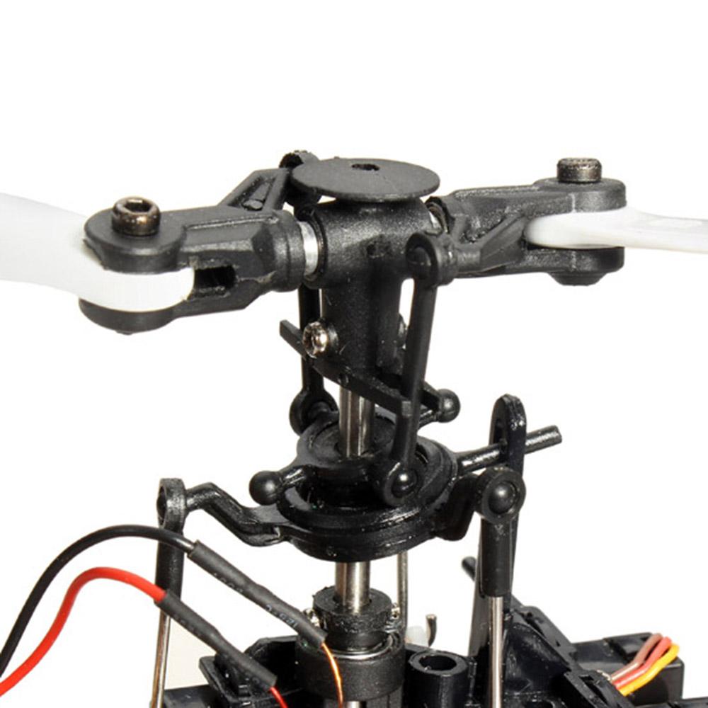 XK K110 2.4G 6CH 3D Flybarless RC Вертолет RTF Совместимо с FU-TABA S-FHSS С 4PCS 3.7V 450MAH Lipo Батарея - фото 6
