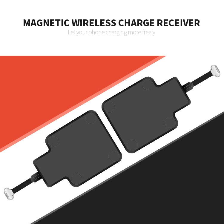 Bakeey Micro USB Qi Беспроводное зарядное устройство Приемник Для Redmi 5 Plus Примечание 5 4 4X S7 S6 - фото 13