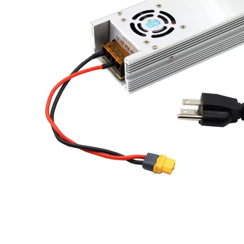 ISDT Q6 Pro BattGo 300W 14A Pocket Lipo Батарея Балансировочное зарядное устройство с адаптером питания LANTIAN 400 Вт - фото 10