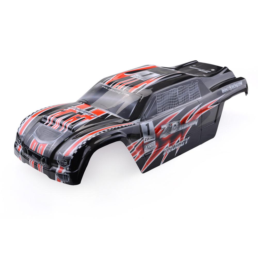 2 ШТ. ZD Racing 8460 ПВХ Авто Корпус для 9021-V3 1/8 Rc Модель Запчасти - фото 2