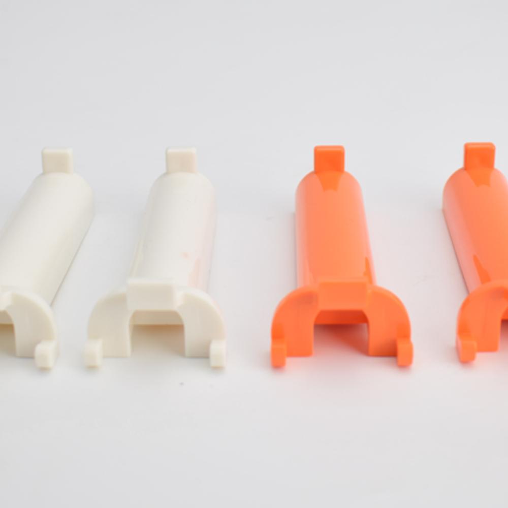 Easythreed® Белый и оранжевый пластиковый держатель для нити для 3D принтера DORA & MICKEY - фото 3