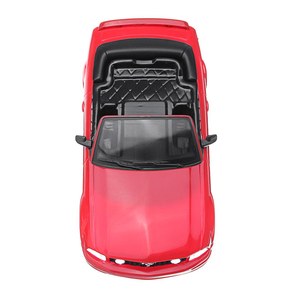 Firelap RC Авто Корпус для 1/28 Das87 Wltoys Mini-Q RC Модель автомобиля Красный - фото 6