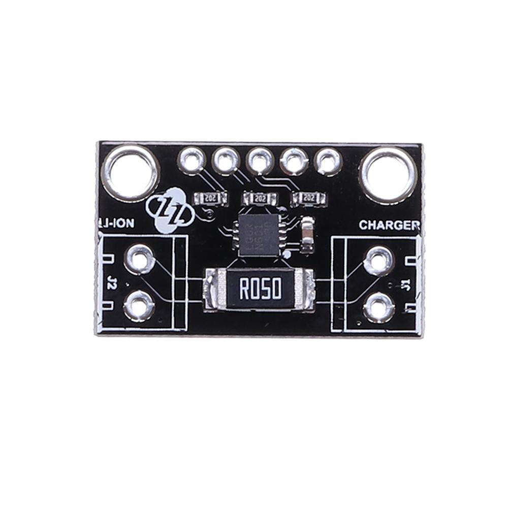 3шт CJMCU-294 LTC2944 Батарея Модуль измерения температуры 60 В измеритель напряжения и тока - фото 5