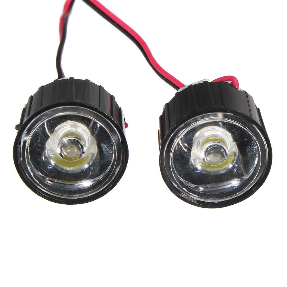 1 пара Светодиодный Фара дальнего света RC Авто DIY для Traxxas Slash REVO E-REVO X-MAXX - фото 10