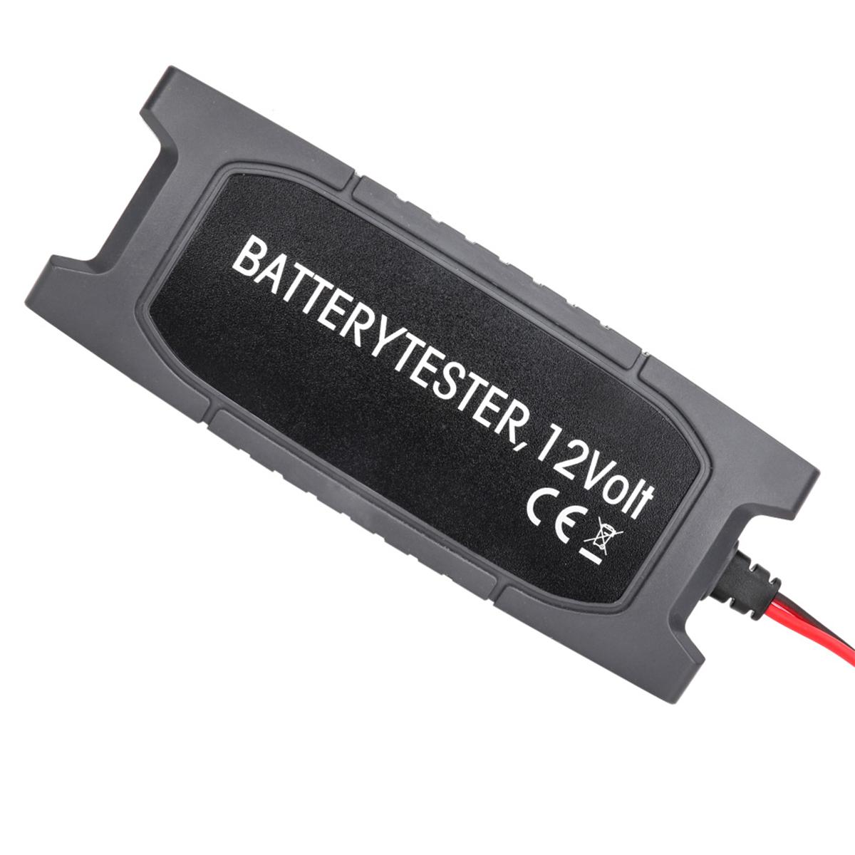 12V Батарея Тестер с 6 LED Диагностическим выводом анализатора проверки генератора Инструмент - фото 4