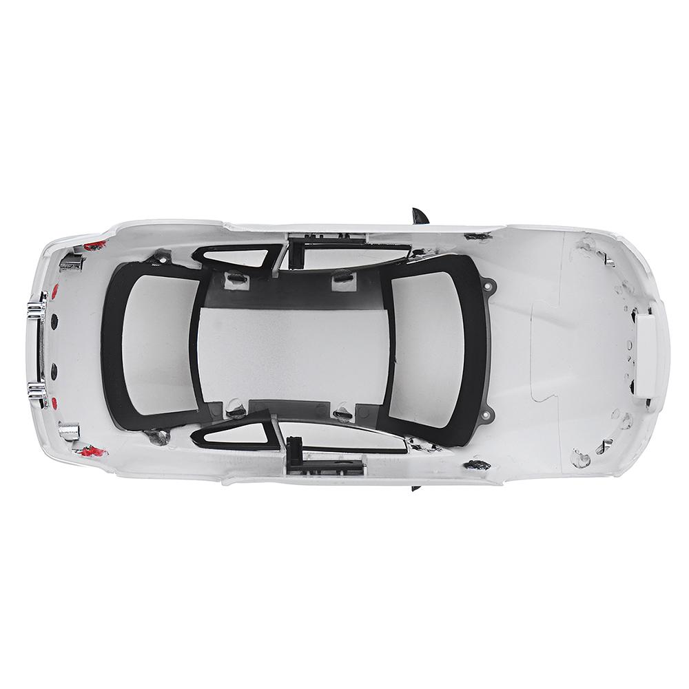 Firelap RC Авто Корпус Для 1/28 Das87 Wltoys Mini-Q RC Модель Автомобиля Белый - фото 10