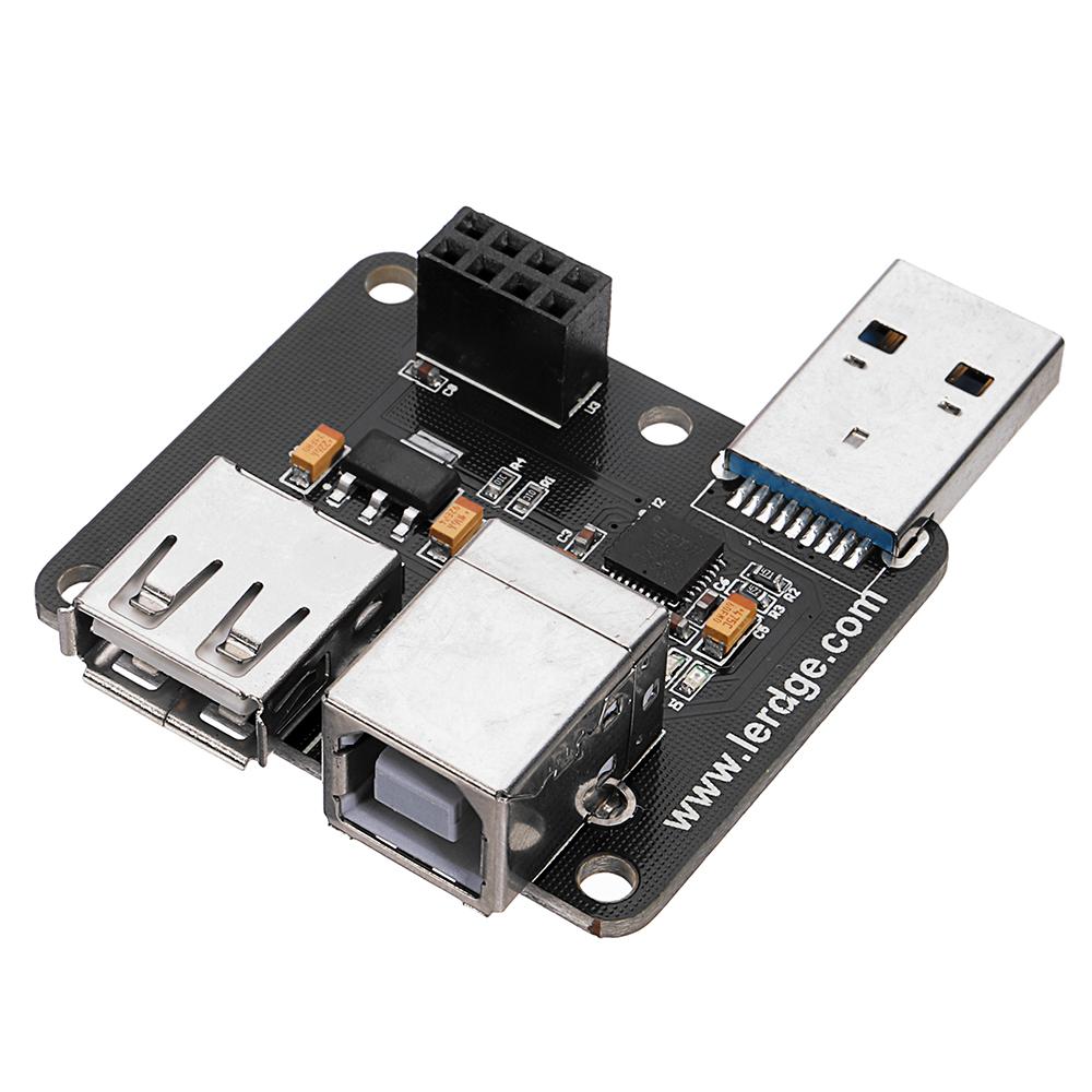 Модуль расширения модуля расширения USB для модуля Lerdge для материнской платы 32-битный контроллер 3D-принтера - фото 2