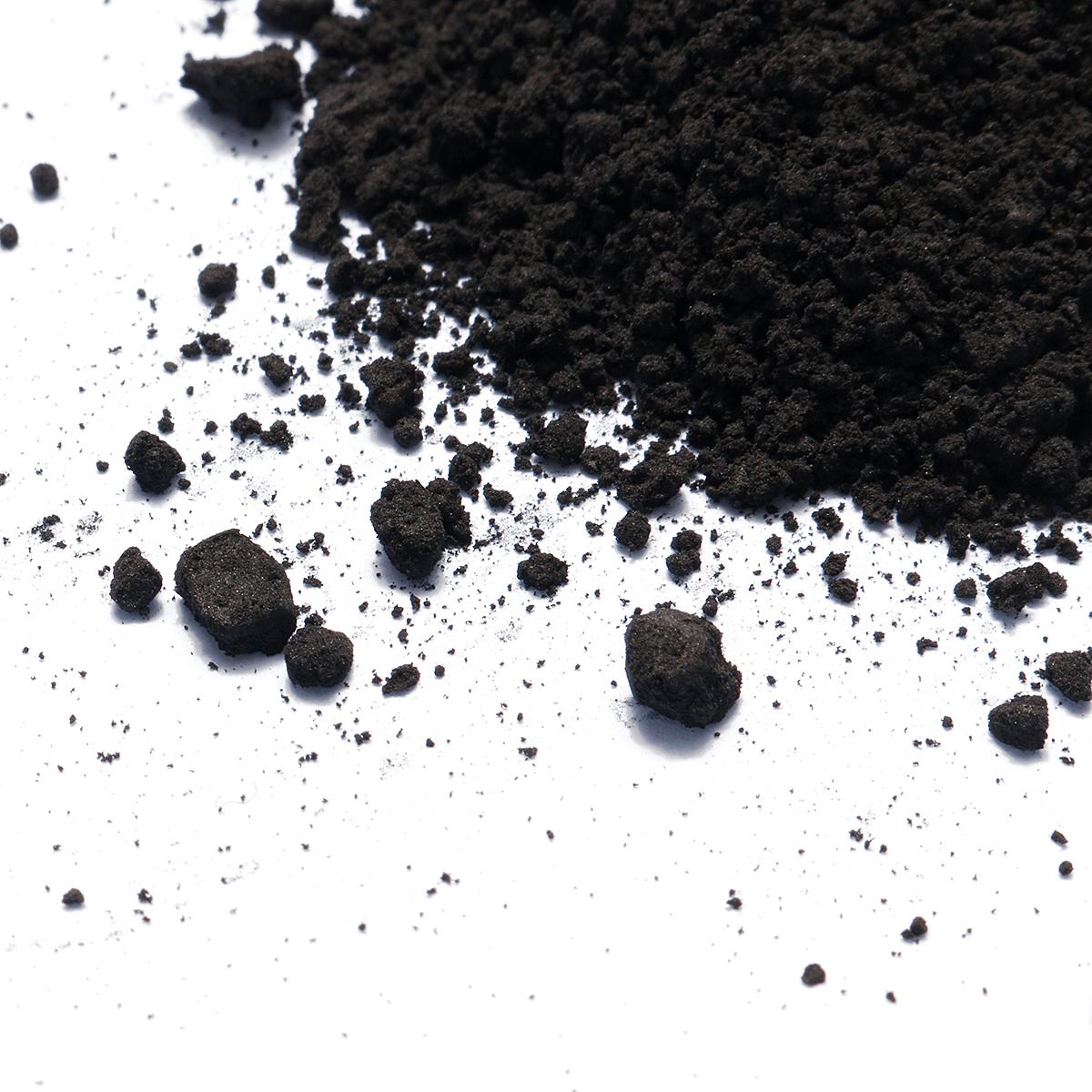 350 г Порошок черного графита 5 Микрона ультра тонкий 99,9% Чистый Военный Сорт - фото 5