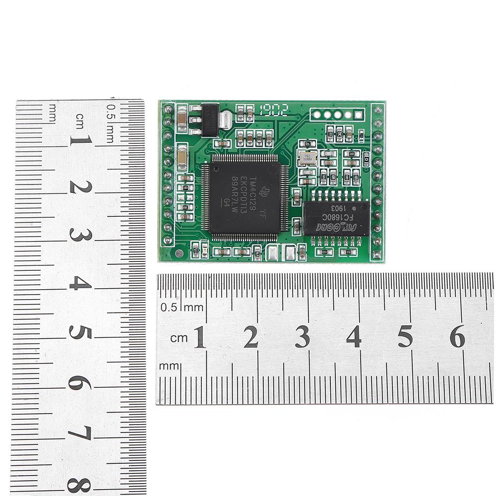 Три3-канальныхпоследовательныхпортадлямодуля Ethernet Поддержка уровня TTL Поддержка веб-конфигурации DHCP USR-TCP2 - фото 2