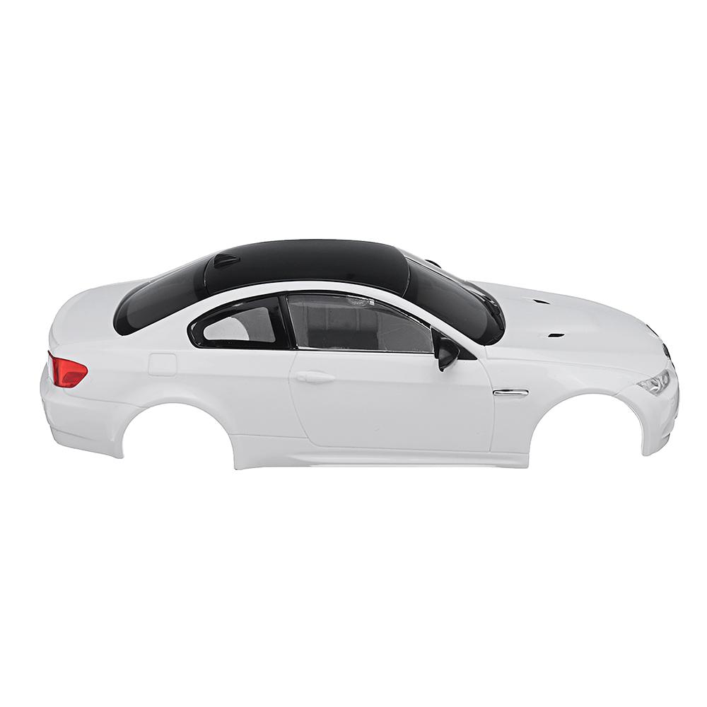 Firelap RC Авто Корпус Для 1/28 Das87 Wltoys Mini-Q RC Модель Автомобиля Белый - фото 3