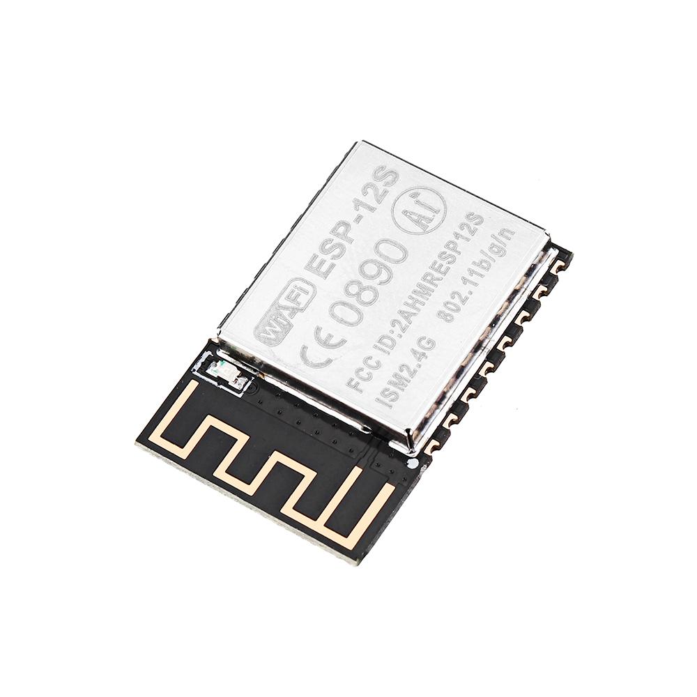 5 шт. ESP8266 ESP-12S Серийный WIFI Беспроводной модуль трансивера ESP8266 4M Flash - фото 1
