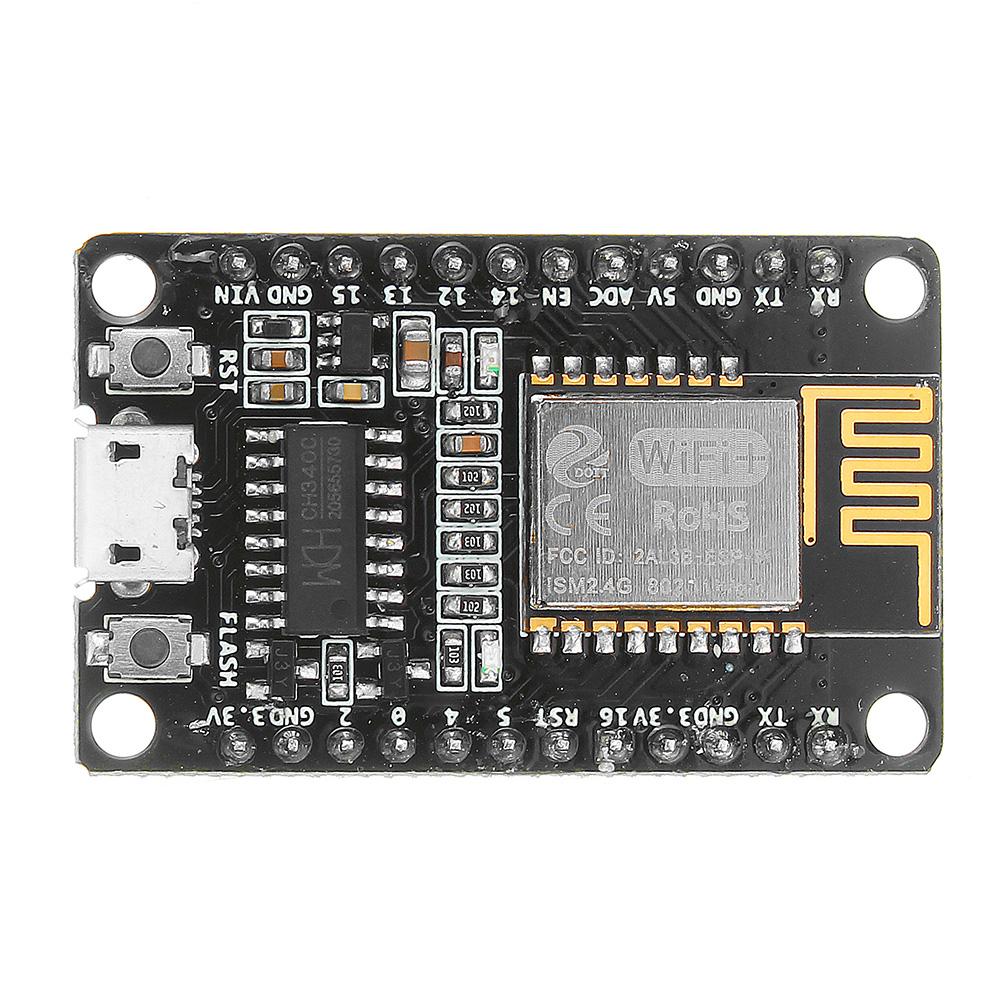 3шт ESP8285 Совет по развитию Nodemcu-M на основе ESP-M3 Беспроводной модуль Wi-Fi, совместимый с Nodemcu Lua V3 - фото 5