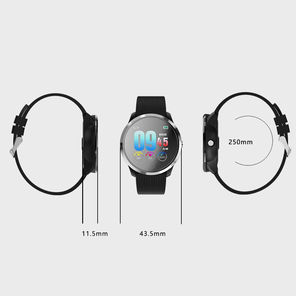 XANES®M011,3-дюймовыйцветнойэкранВодонепроницаемы Smart Watch Find Phone Фитнес Спортивный браслет - фото 9