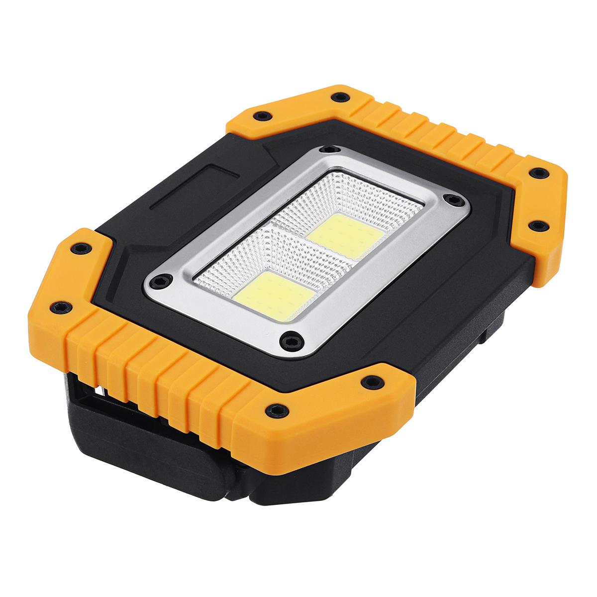 Xmund XD-SL2 30 Вт USB LED COB На открытом воздухе 3 режима рабочего освещения Кемпинг Фонарь аварийного фонаря Прожекто - фото 5