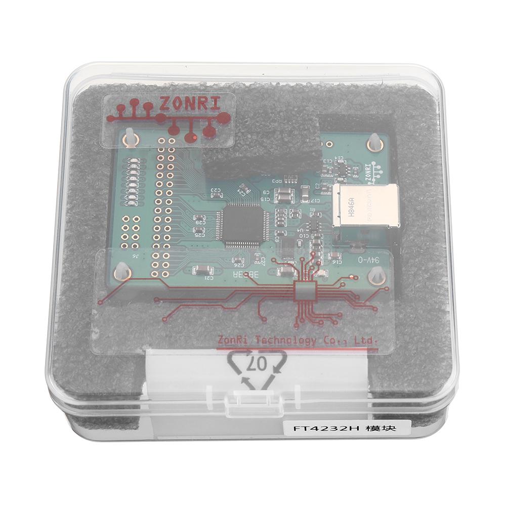 FT4232HL Высокоскоростной USB-порт Последовательный модуль Complete Demo USB2.0 Модуль разработки модулей сбора данных - фото 5