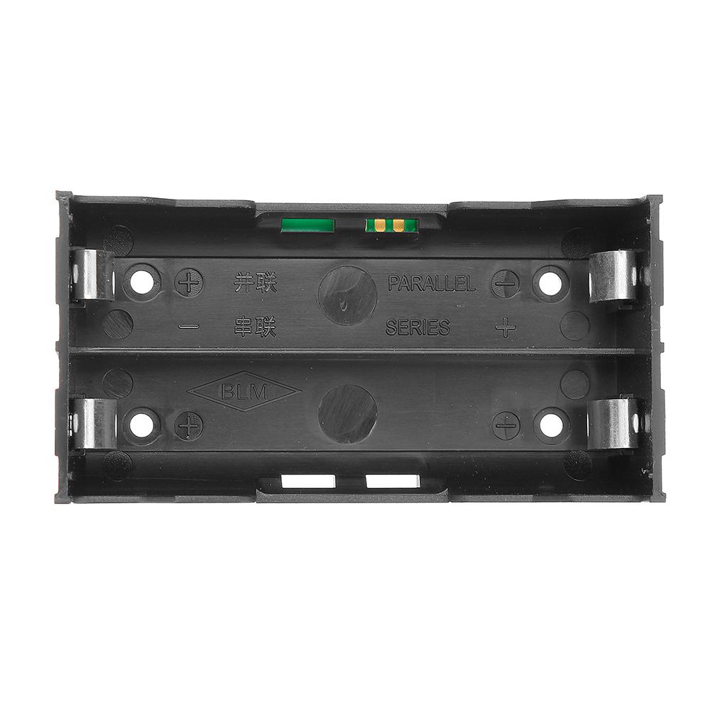 3шт 5V 2 * 18650 Литий Батарея Зарядка ИБП Непрерывная защита Встроенный модуль повышения платы с держателем Батарея - фото 3
