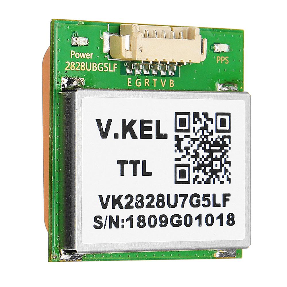 VK2828U7G5LF GPS модуль С Антенна TTL Level 1-10Hz с моделью Flash Flight Control - фото 3