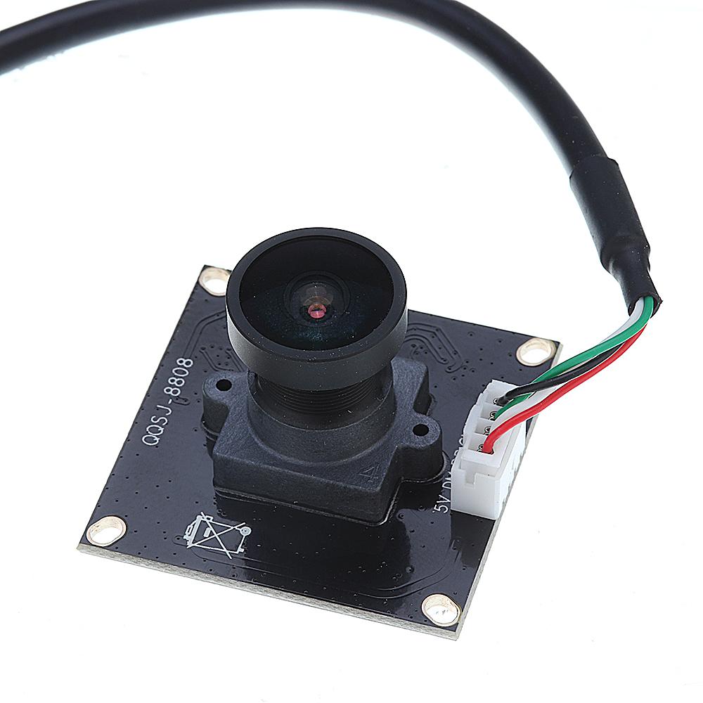 Waveshare OV2710 камера Модуль USB 1920x1080 камера Низкая освещенность 2 миллиона пикселей Свободный диск - фото 8