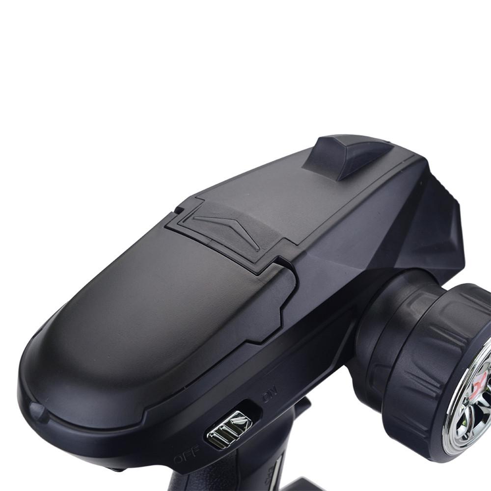 ZD Racing 8277 2.4G 4CH Радио 500M Передатчик Дистанционное Управление с Приемник для Rc Авто Танк Лодка - фото 1