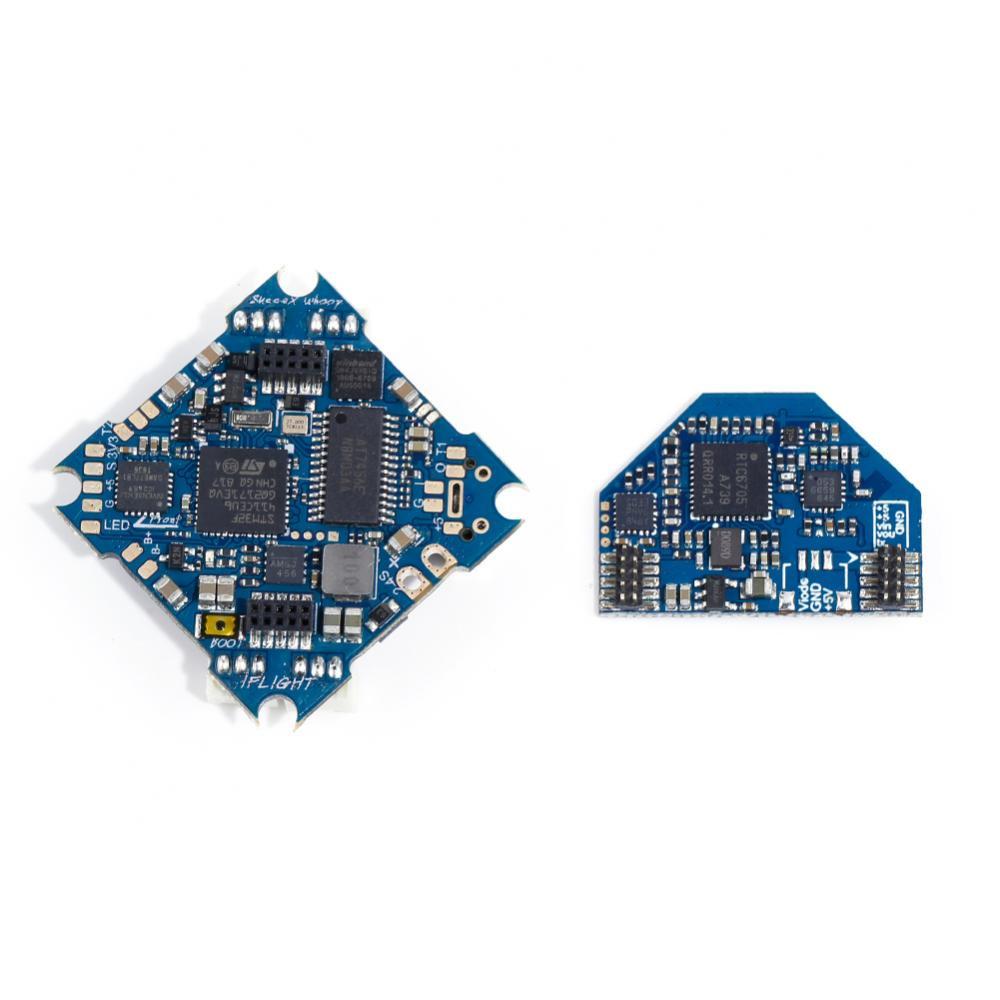 Контроллер полета iFlight SucceX Whoop F4 2-4S Встроенный регулятор 12A BL_S ESC и VTX 25/100/200 мВт для RC Дрон Гонки - фото 5
