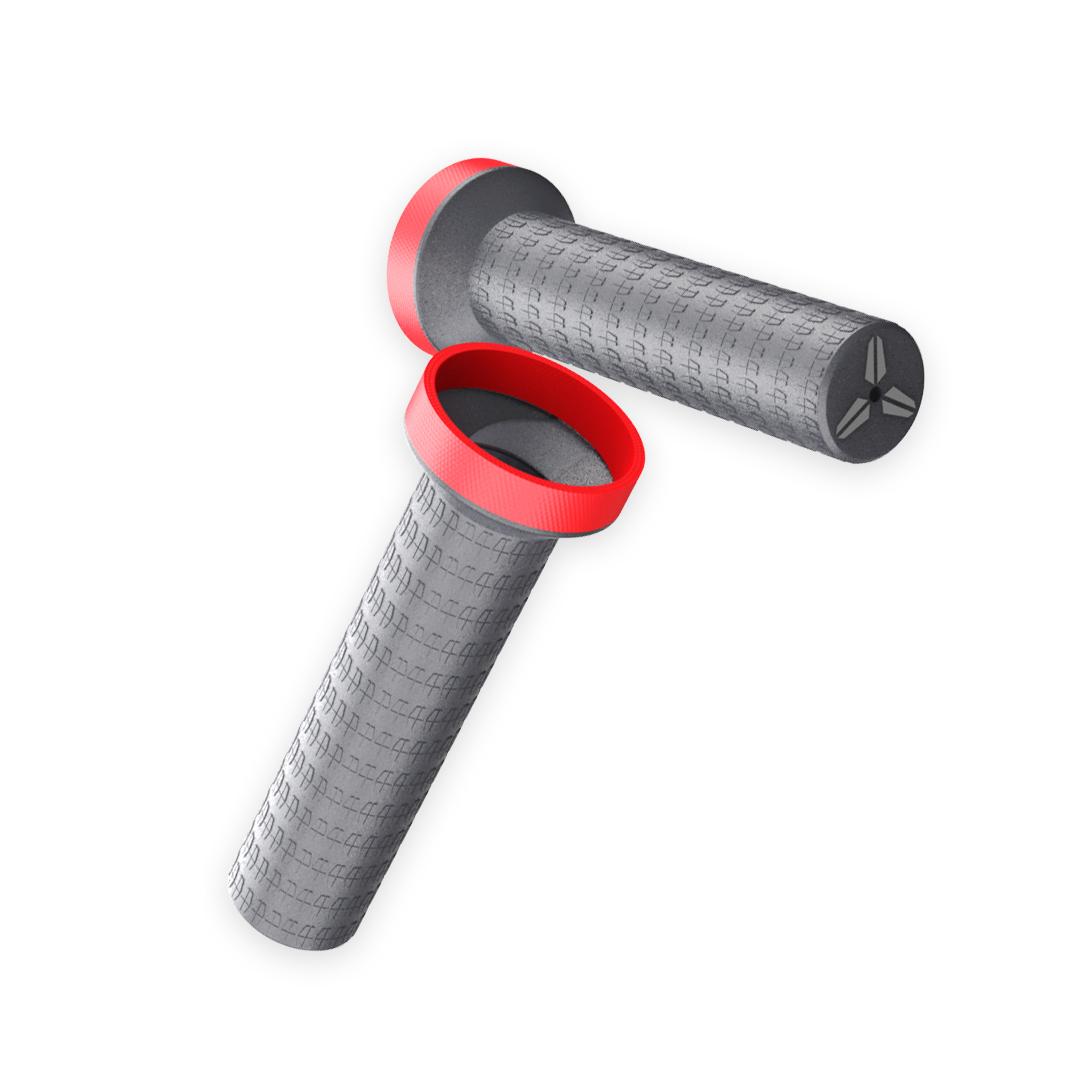 XiaomiКОРМИЛИКомнатноебрюшноеколесоРолик Нескользящие спортивные Фитнес ягодицы спины Тренажер для мышц брюшного пр - фото 3