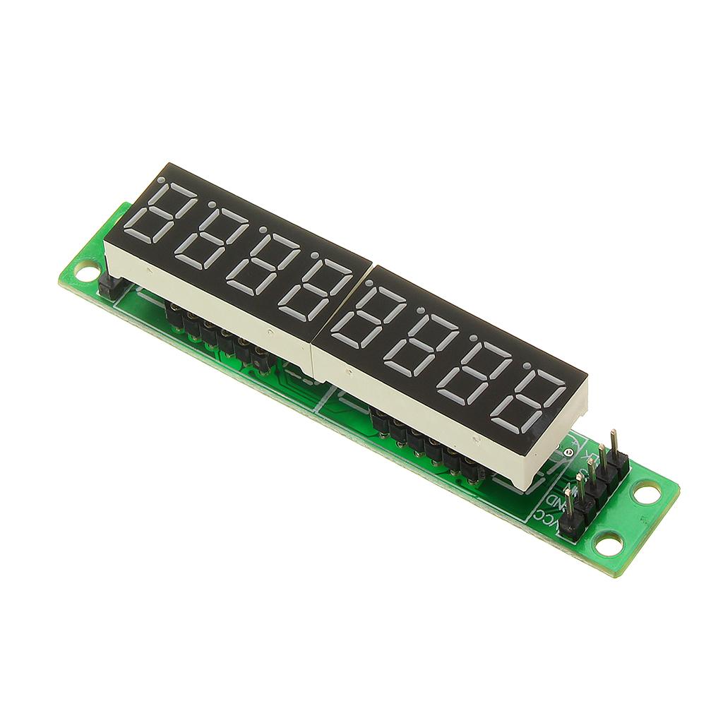 3шт MAX7219 красный 8 битный цифровой Трубка LED Дисплей модуль для микроконтроллеров - фото 4