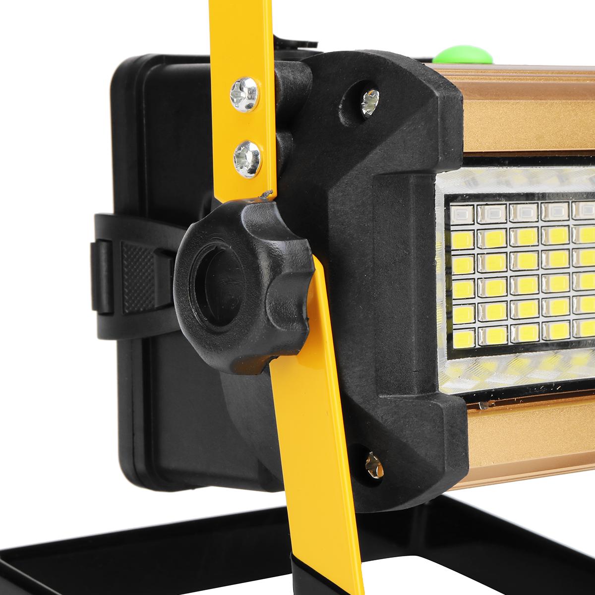 50Вт24СВЕТОДИОДФарарабочего света IP65 Водонепроницаемы 3 режима наводнения Лампа На открытом воздухе Кемпинг Авари - фото 8