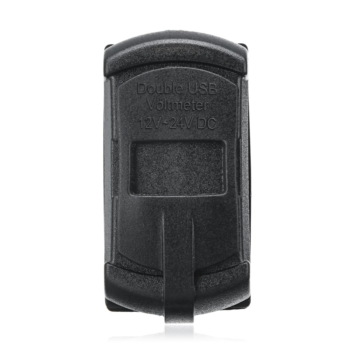 Зарядное устройство USB для Polaris UTV RZR RZR4 Ranger XP 1000 900 800 Crew 2015 2016 - фото 5