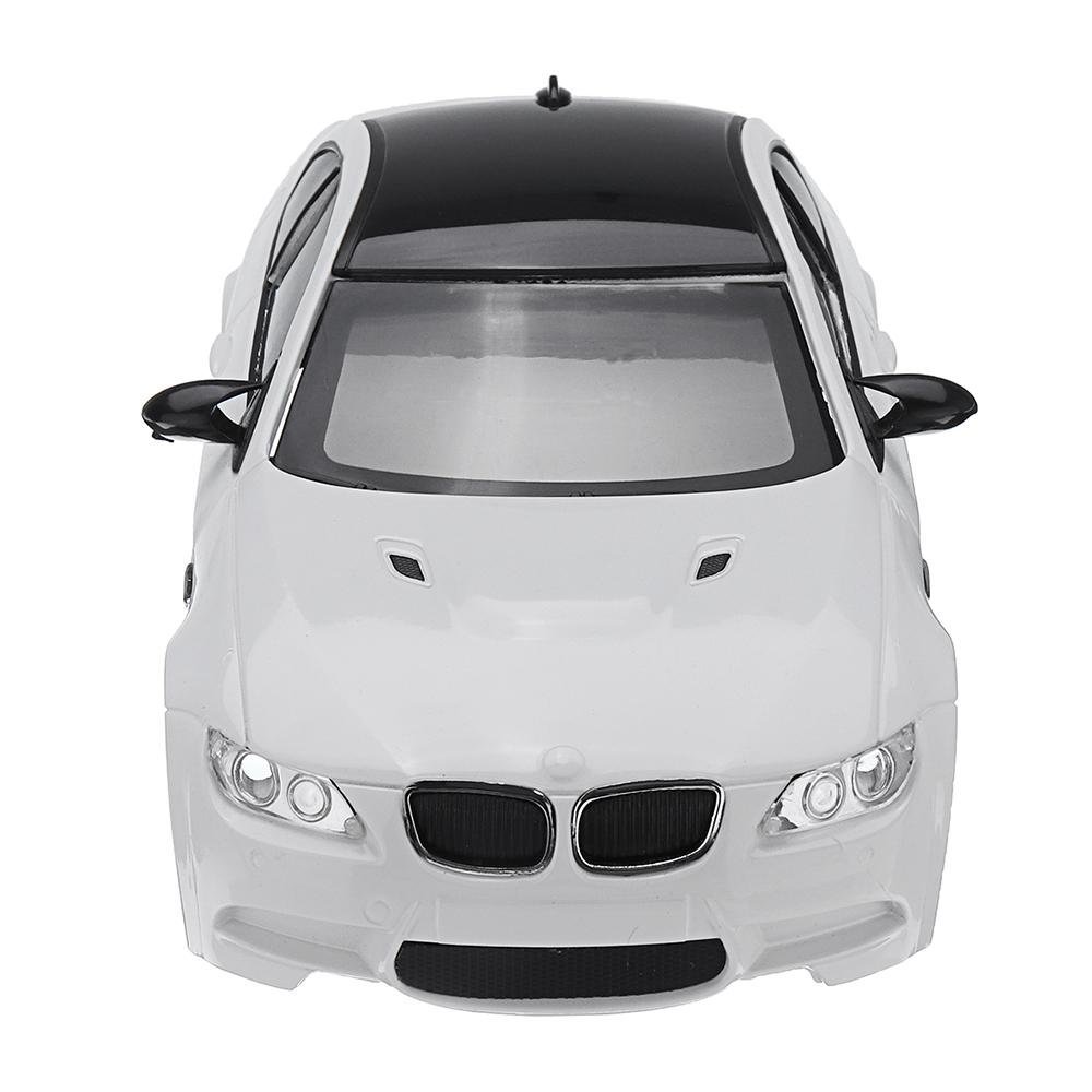 Firelap RC Авто Корпус Для 1/28 Das87 Wltoys Mini-Q RC Модель Автомобиля Белый - фото 8