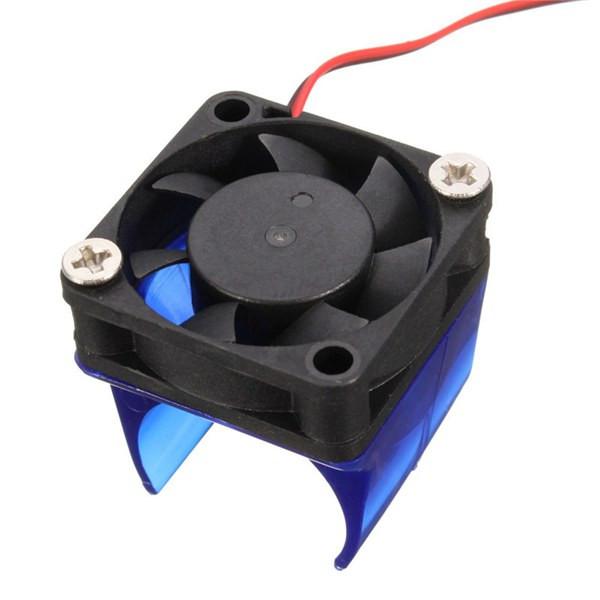 3PCS Geekcreit® 0,4 мм V6 1,75 мм междугородная металлическая насадка-экструдер с охлаждающим вентилятором для 3D-принте - фото 3